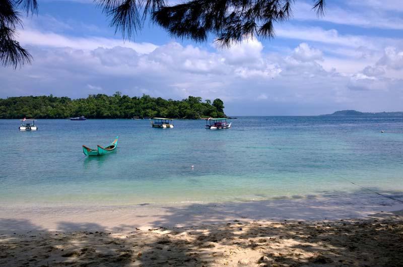 Biaya Wisata Pantai Iboih di Sabang Aceh