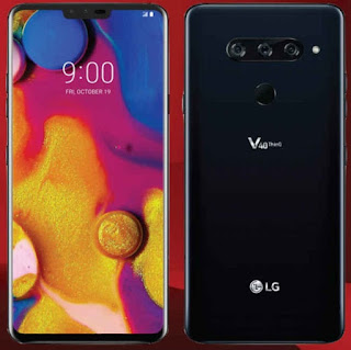 LG V40 ThinQ to launch in India soon, to be Amazon exclusive