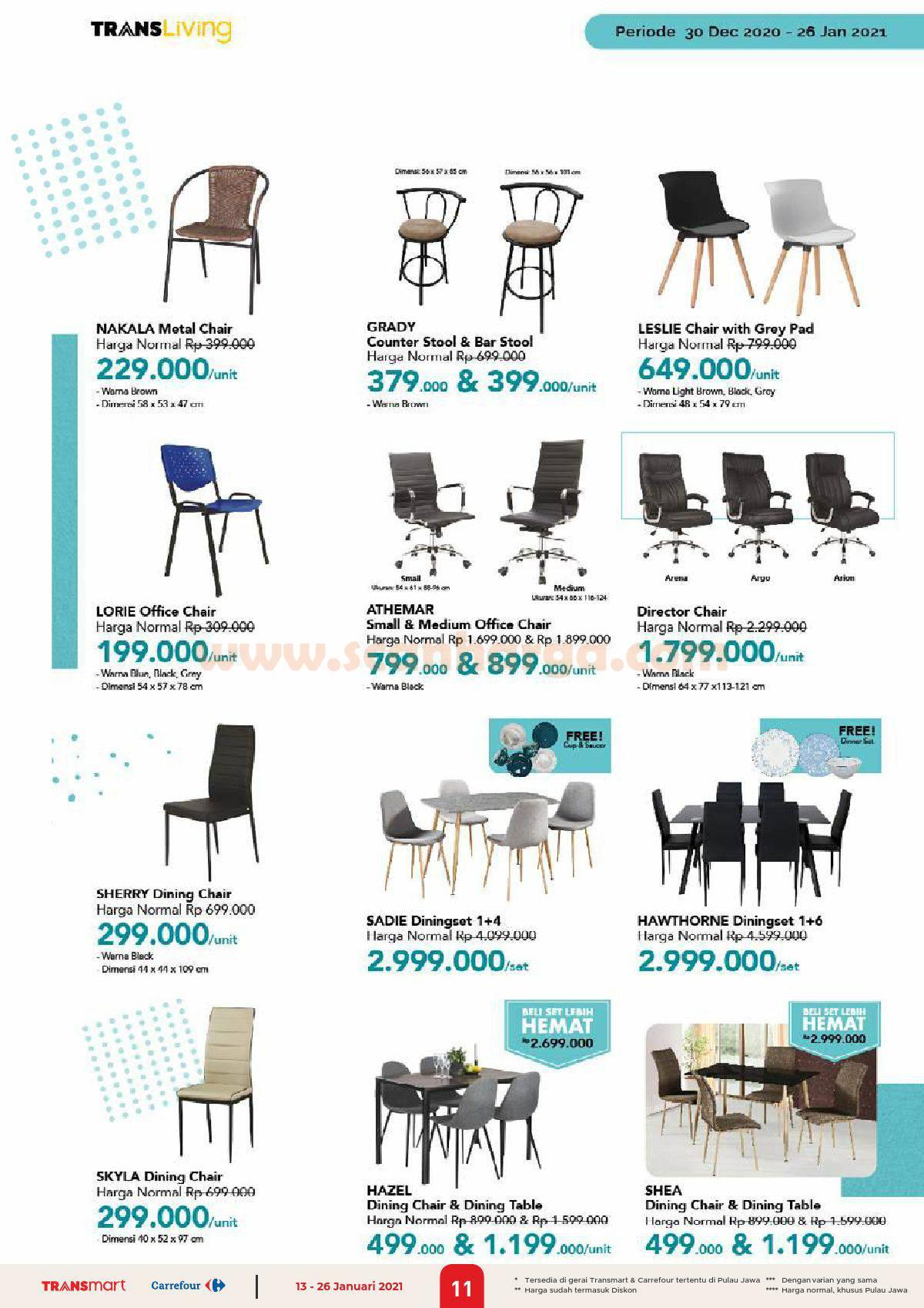 Katalog Promo Carrefour Transmart 13 - 26 Januari 2021 11