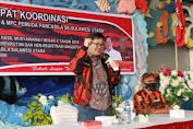 Wagub Kandouw Akui Daya Juang Pemuda Pancasila Dalam Mempertahankan Ideologi