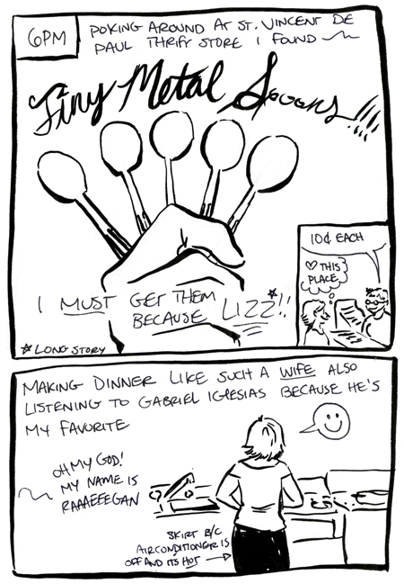 Drawing and Doggerybaw.: August 2013