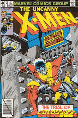 Uncanny X-Men #122