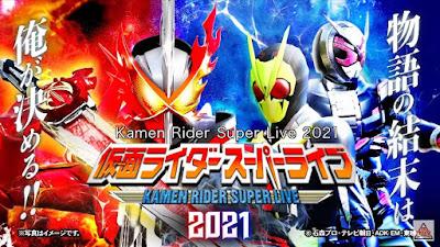 Kamen Rider Super Live 2021