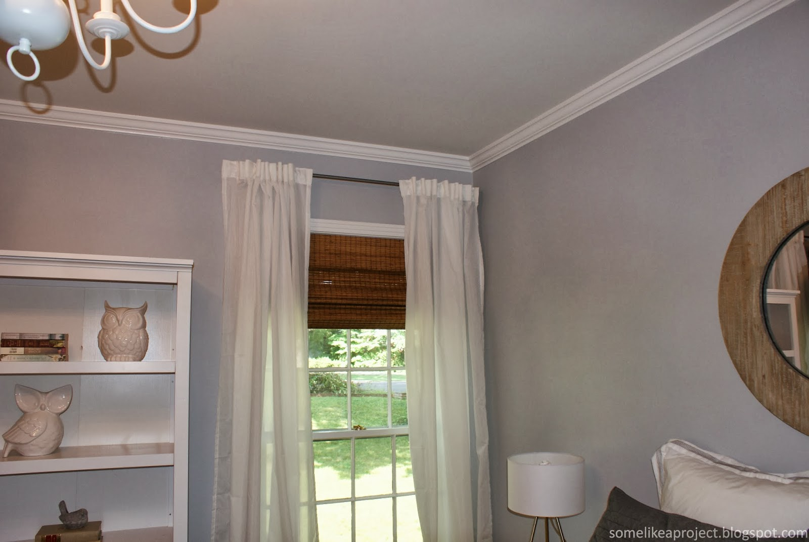 Vivan Curtains Some Like A Project Inexpensive Window Dressing