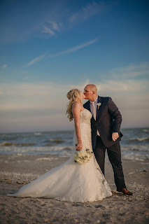 married on sanibel island photography by impressions photography