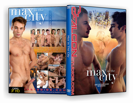 DVD Max in The City xxx - ISO