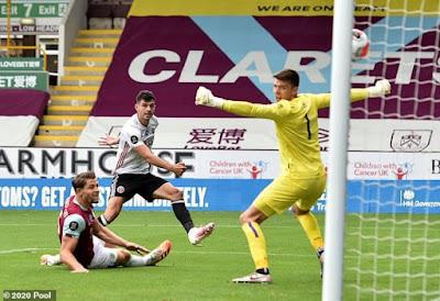 Video Burnley 1-1 Sheffield: Khoảnh khắc xuất thần, gian nan đua top 4