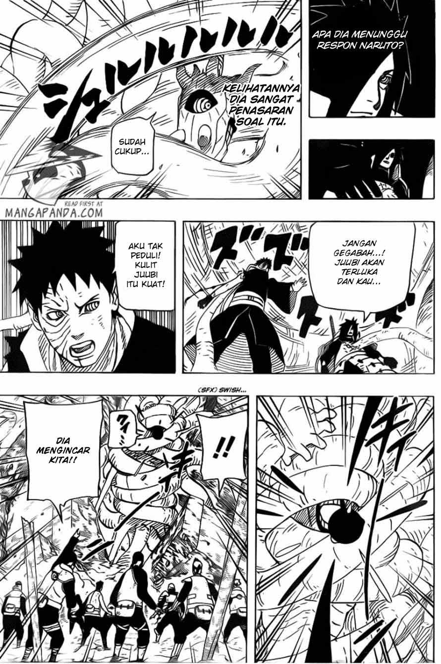 naruto Online 615 manga page 10