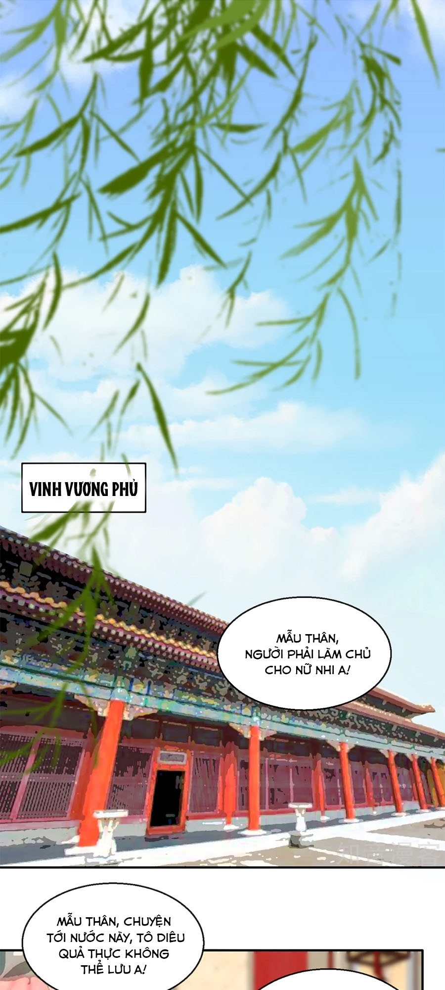 Gian Phi Như Thử Đa Kiều chap 34 - Trang 1