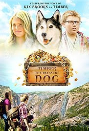 Download Film Timber the Treasure Dog (2016)
