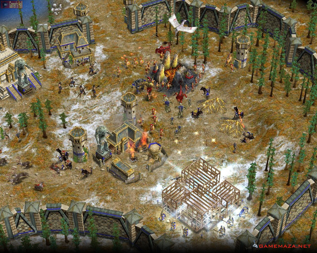age of mythology the titans free download game maza