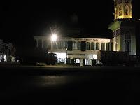Sejumlah Mobil Truk Parkir di Depan Masjid Nurul Jihat Tala Marang Resahkan Jamaah