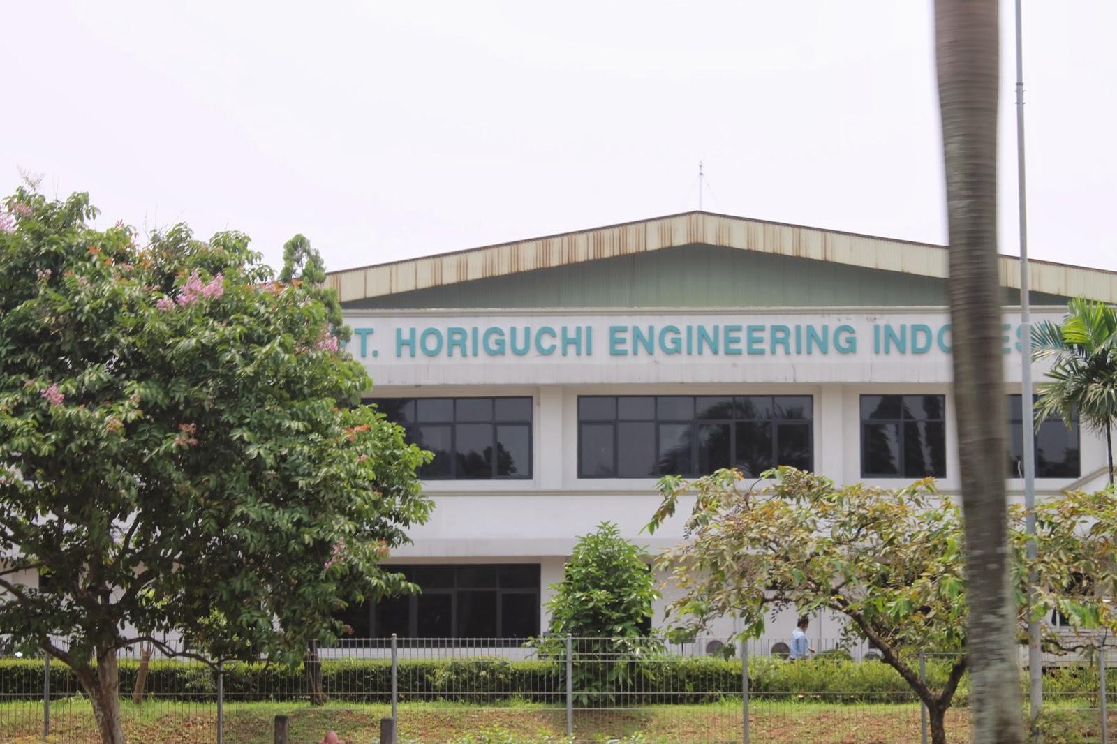Info Lowongan SMA /K, Karawang PT.Horiguchi Engineering Indonesia
