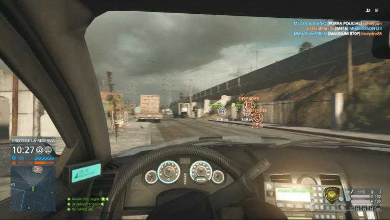 Battlefield Hardline pc full español