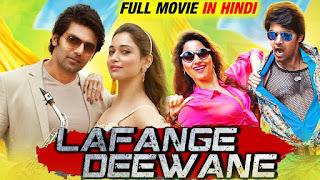 Lafange Deewane 2018 Hindi Dubbed 720p WEBRip