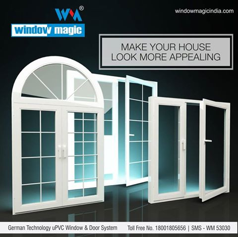 UPVC Windows and Doors Manufacturers