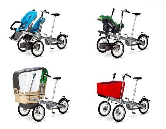 Stroller Bayi Yang Jarang Kita Lihat Di Malaysia