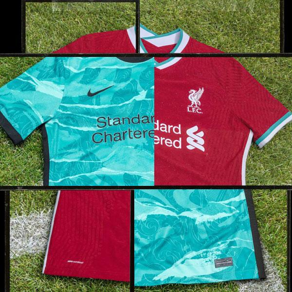 Liverpool FC 2020-21 Nike Kit