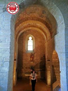 Iglesia románica de Vals, Francia