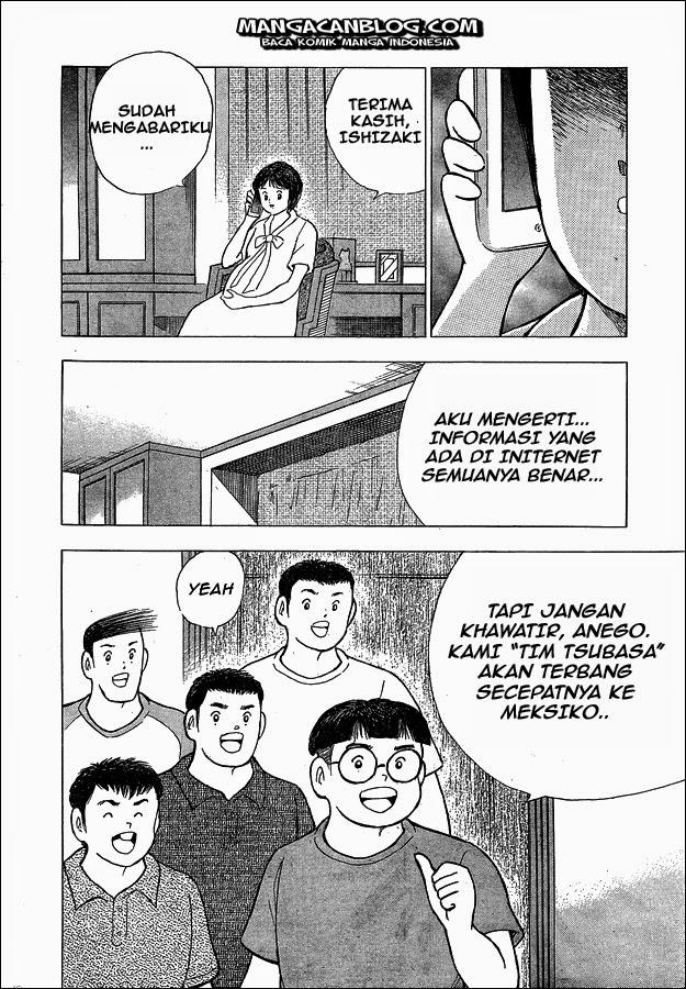Captain Tsubasa – Rising Sun Chapter 09-10