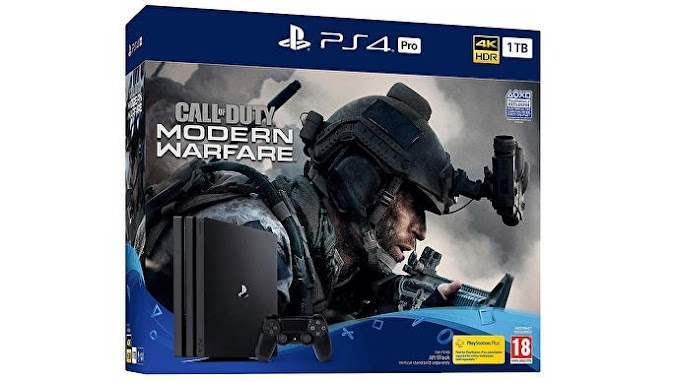 These Call of Duty: Modern Warfare PS4 and Xbox One bundles start at just £200