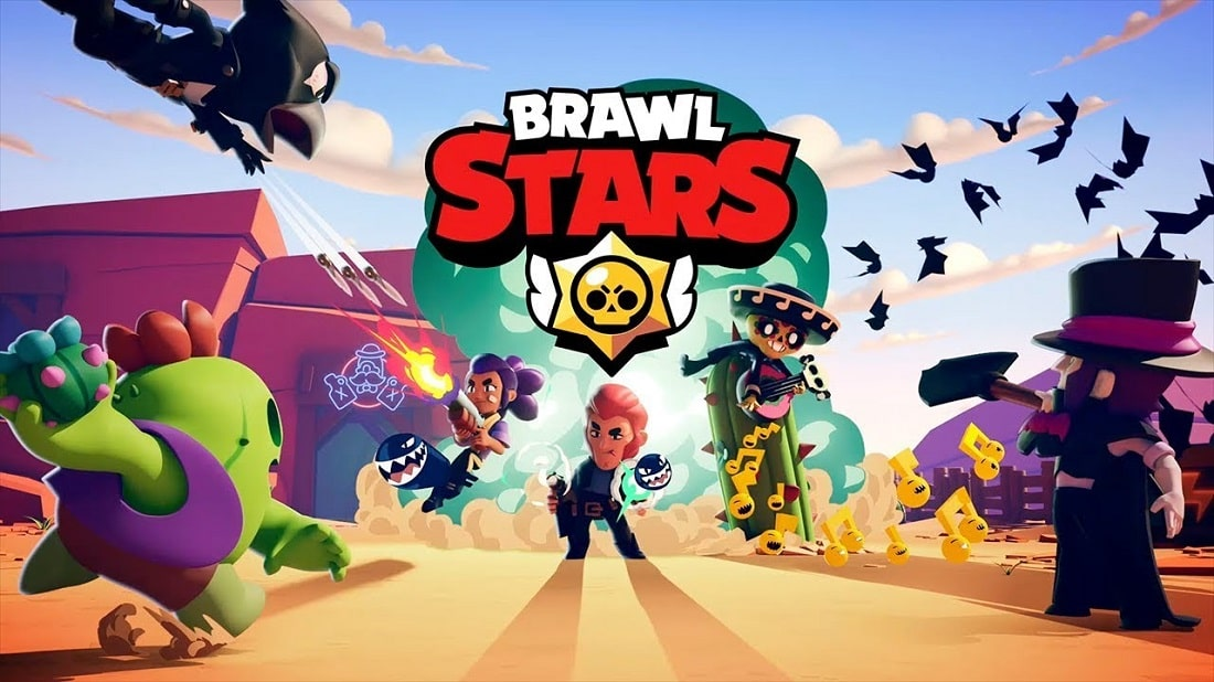 Brawl Stars Arcade Mod - Nostalji Modu Kurulum