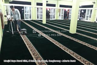 Inilah Toko Karpet Masjid Terlengkap Di Cengkareng