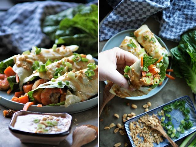 Kulinarische Weltreise: Lumpiang Sariwa oder auch Fresh Lumpia