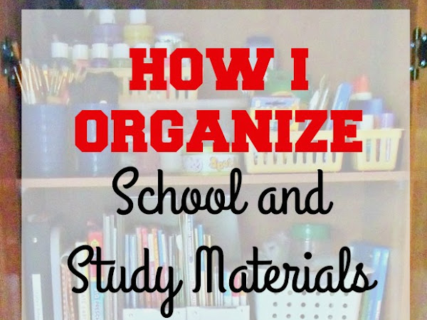 Organized School & Study Materials
