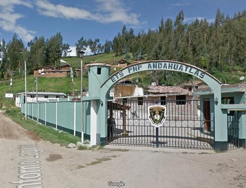 Escuela Técnico Superior PNP - ETS Andahuaylas