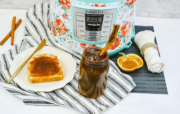 Pumpkin Butter Recipe (Instant Pot or Slow Cooker