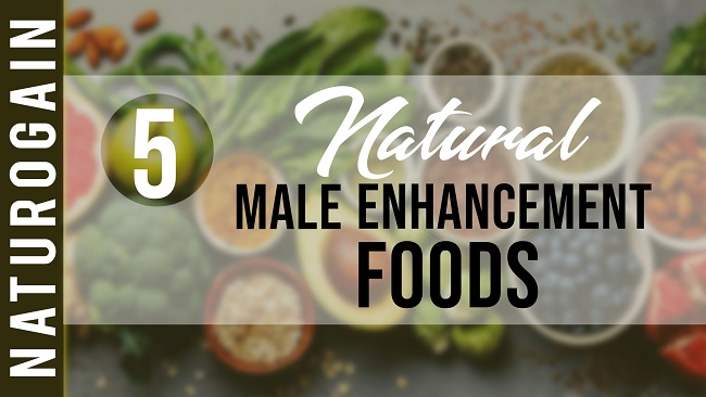 69954990848 5 Natural Male Enhancement Foods