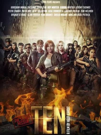 Back again with mimin who on this occasion will deliver a new movie called  Download Ten: The Secret Mission 2017 Full Movie