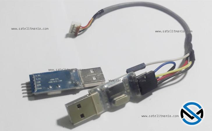 USB to TTL PL2303