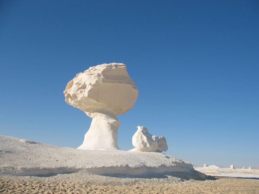White Desert National Park Egypt 4
