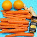 طريقة عمل عصير البرتقال بالجزر بالصور 1
