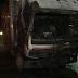 Caminhão da empresa Di Felícia pega fogo e motorista pula de veículo para se salvar, em Manaus; veja vídeo