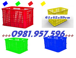 Sóng nhựa rỗng Hs005,sóng nhựa công nghiệp, sọt nhựa chở hàng