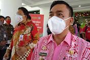 Launching Sulut Bermasker. Pjs. Clay Dondokambey : Minut Implementasikan Dengan Bagi Masker dan Gerakan 4 M