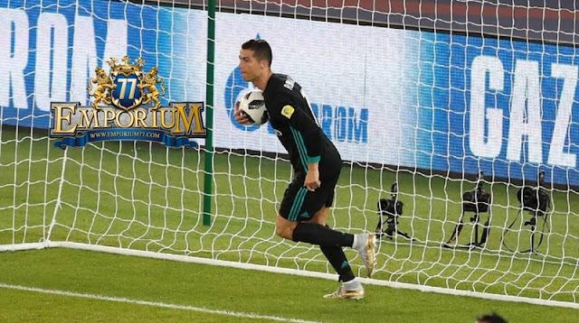 Ronaldo Ukir Rekor Baru Setelah Lampaui Gol Dari Sang Rival.