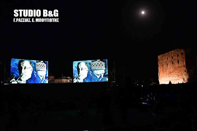 Μουσικοθεατρικό «Ταξίδι στο Σταυρό του Νότου» στο αρχαίο θέατρο Άργους
