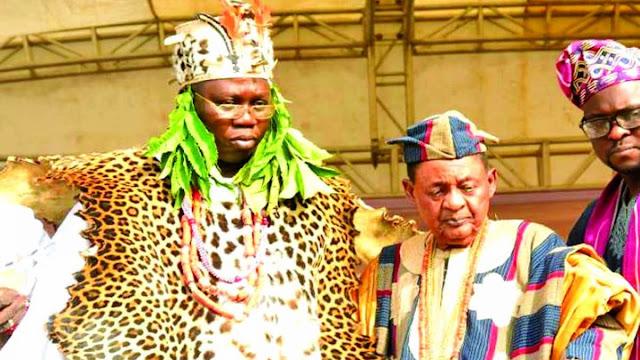 Insecurity in Yorubaland: Details of Alaafin of Oyo's meeting with Gani Adams, OPC