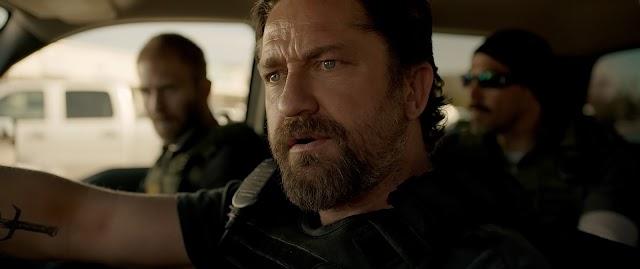 Gerard Butler e 50 Cent são as estrelas do filme 'Covil de Ladrões'