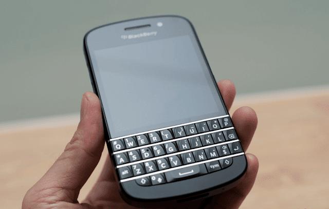 Cara Mudah Mengambil Screenshot di Blackberry Q10