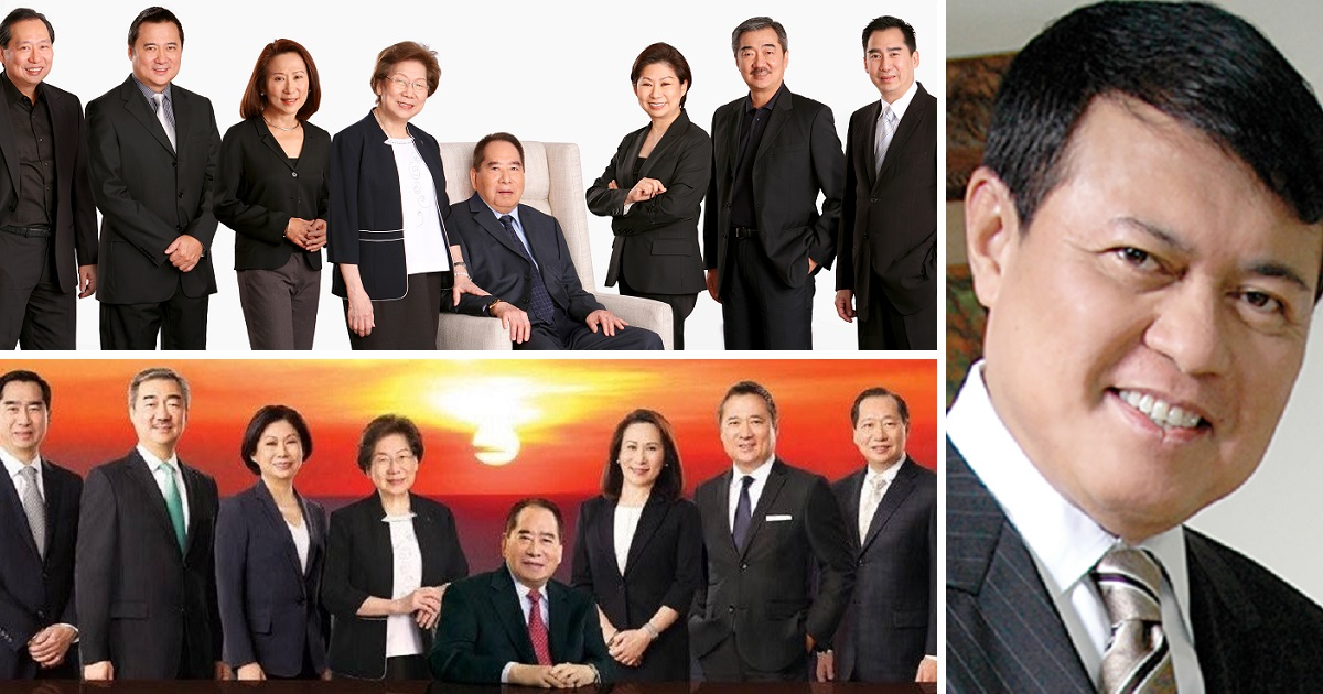 Sy siblings top Forbes' list of richest in PH, Villar ranks second with $1.1-billion increase