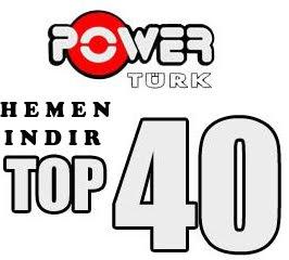 Power Fm Türkçe Pop Top 40 Full Albüm İndir Mayıs 2016