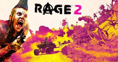 Rage 2 grátis na Epic Games