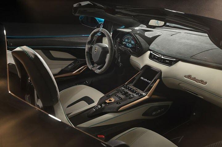 19 siêu xe Lamborghini Sian Roadster đã bán hết trước khi ra mắt