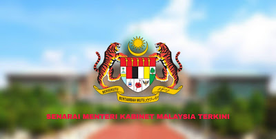 Senarai Menteri Kabinet Malaysia 2020 (TERKINI)