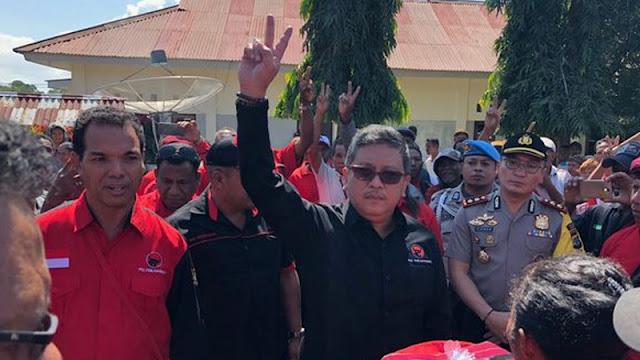 Hasto PDIP: Jangan Uji Kesabaran Revolusioner Kami